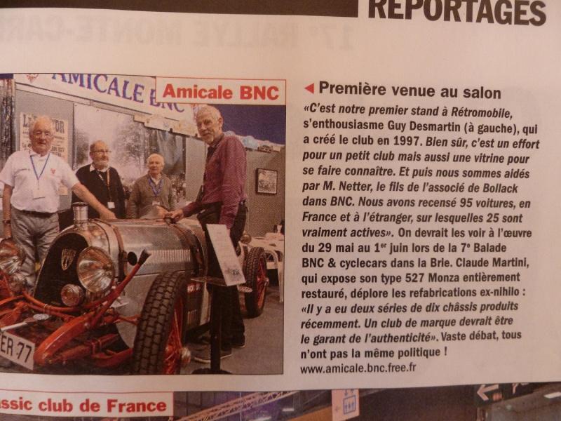 Amicale BNC Lva11