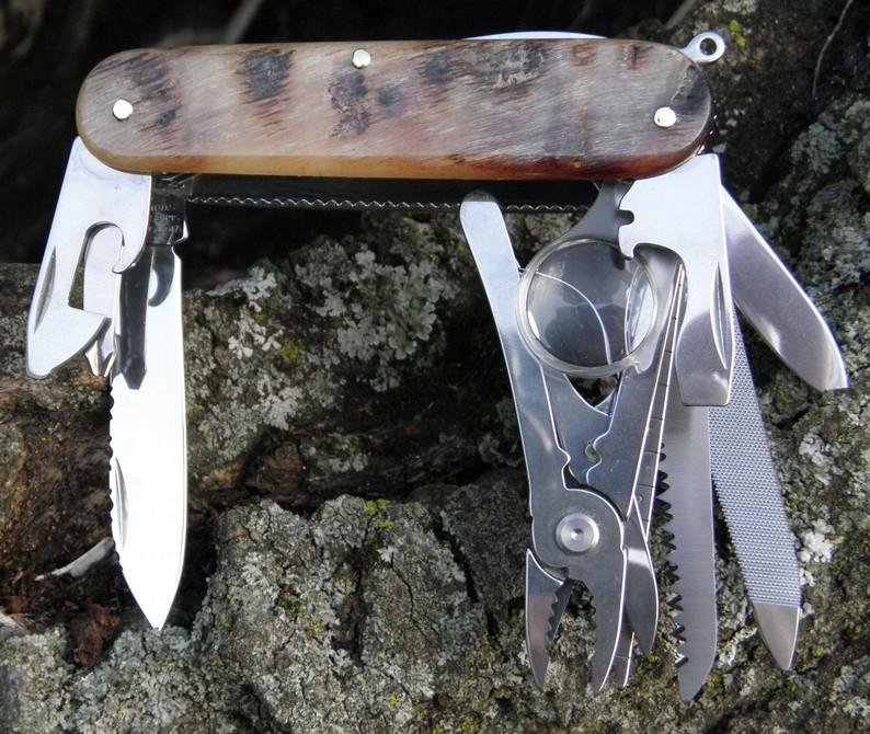 Victorinox Swisschamp Sak_sw10