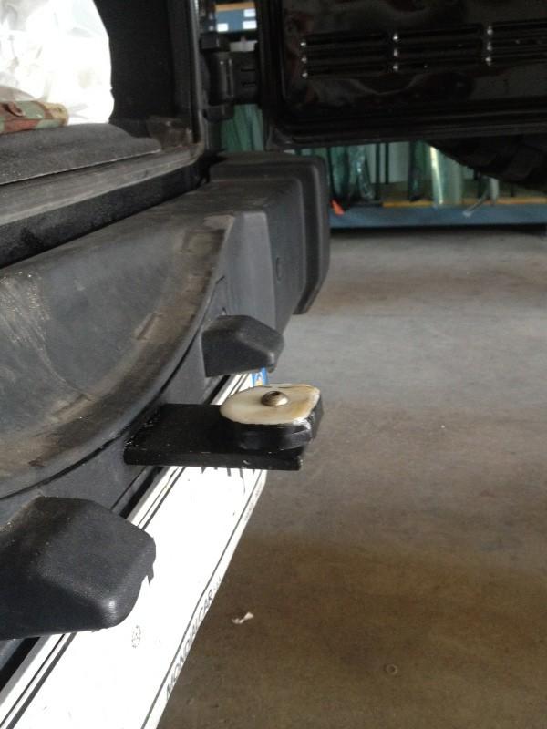 supporto ruota di scorta Suppor14