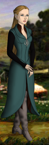 un avatar made middle-earth ! Isdyl10