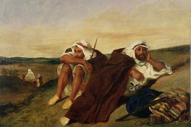 Eugène Delacroix Or10