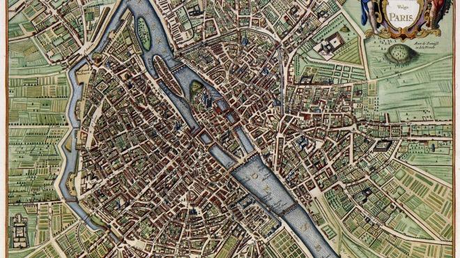 Anciens Plans de la ville de Paris (1550 à 1948) 165710