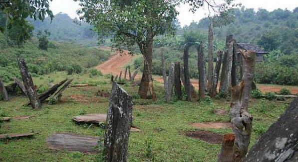 Hintang - Laos - Asie du Sud-Est  20133610