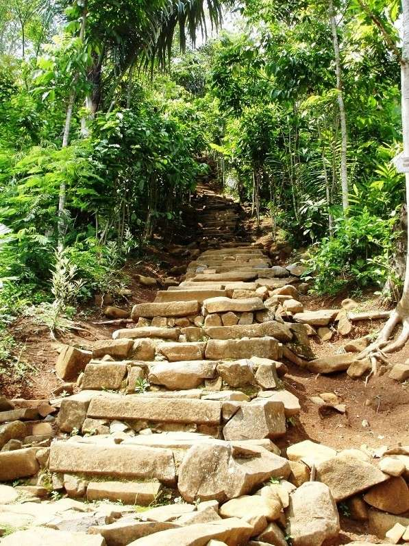 Gunung Padang - Indonésie - Asie du Sud 310