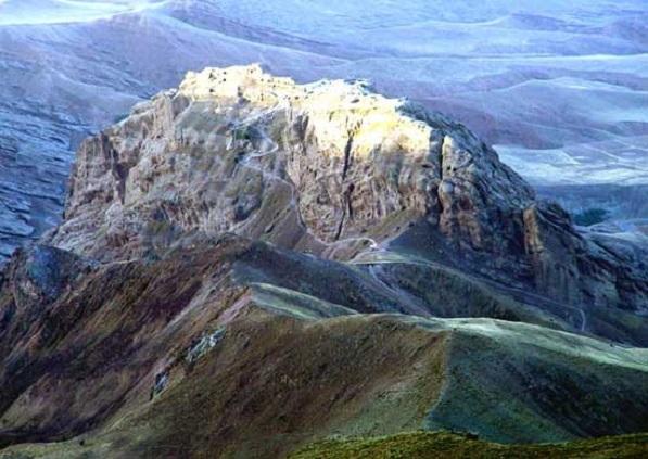 La forteresse d'Alamut - Iran - Moyen-Orient Alamut11