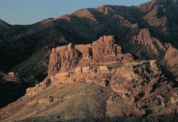 La forteresse d'Alamut - Iran - Moyen-Orient Alamut13