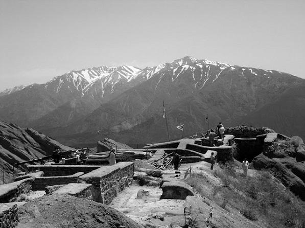 La forteresse d'Alamut - Iran - Moyen-Orient Alamut15