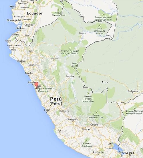 Chankillo - Pérou - Amérique du Sud Chankg10