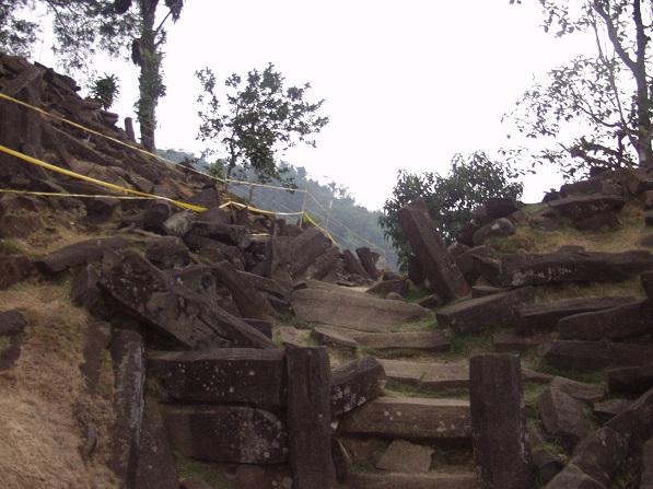 Gunung Padang - Indonésie - Asie du Sud D10