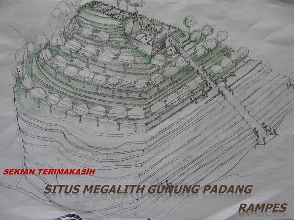 Gunung Padang - Indonésie - Asie du Sud G_pada10