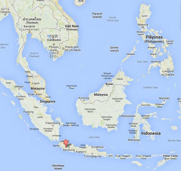Gunung Padang - Indonésie - Asie du Sud Gun_go10