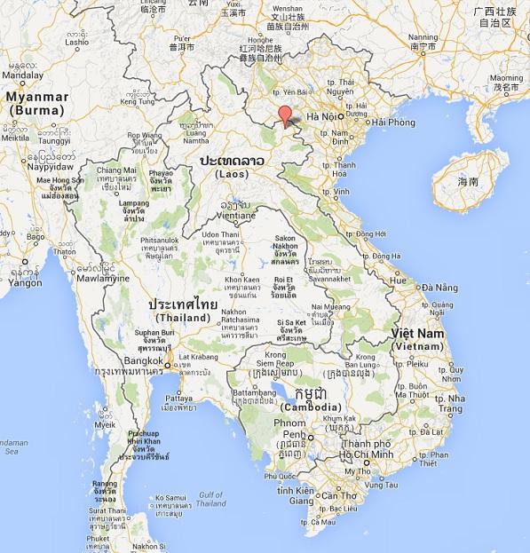 Hintang - Laos - Asie du Sud-Est  Hintan10