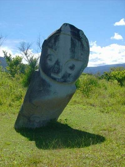 La Vallée de Bada - Indonésie - Asie du Sud Megali10