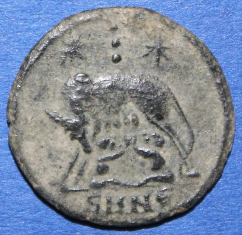 Les Portes, les GE, les louves et les autres monnaies - Page 17 A_reve10