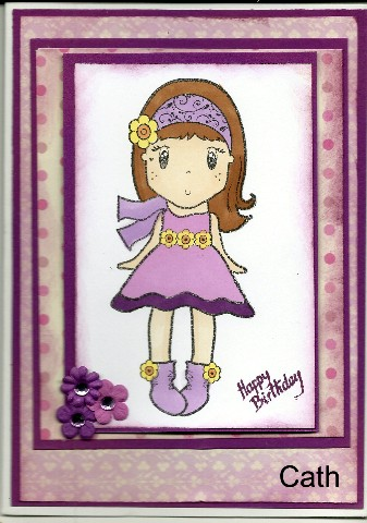 Karelyn's B'day cards 2014 :) Cath10