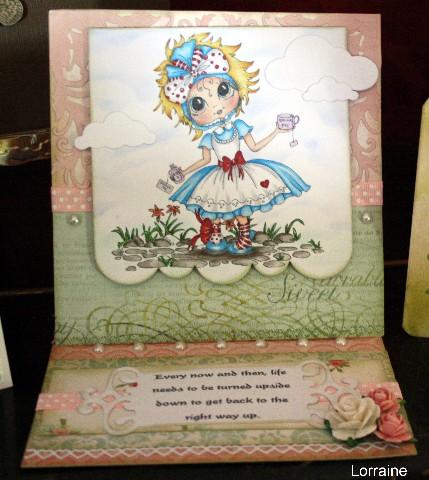 Karelyn's B'day cards 2014 :) Lorrai10