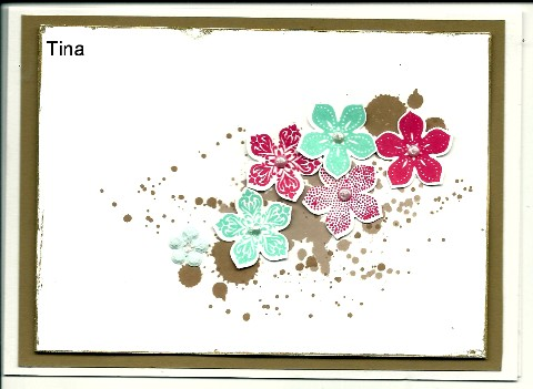 Karelyn's B'day cards 2014 :) Tina10