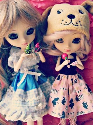 [Pullip] Au royaume de cinq petites princesses..  - Page 2 Dscf1410