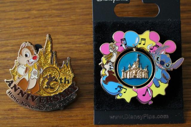 Le Pin Trading à Disneyland Paris - Page 3 Img_9325