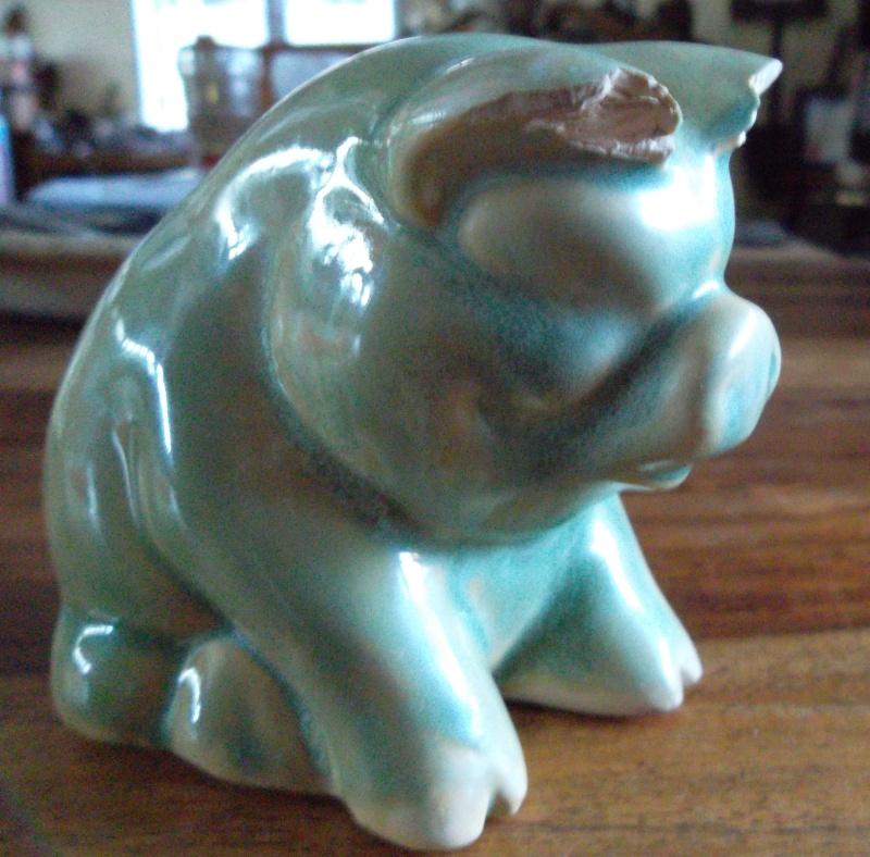 Pig shape 00212