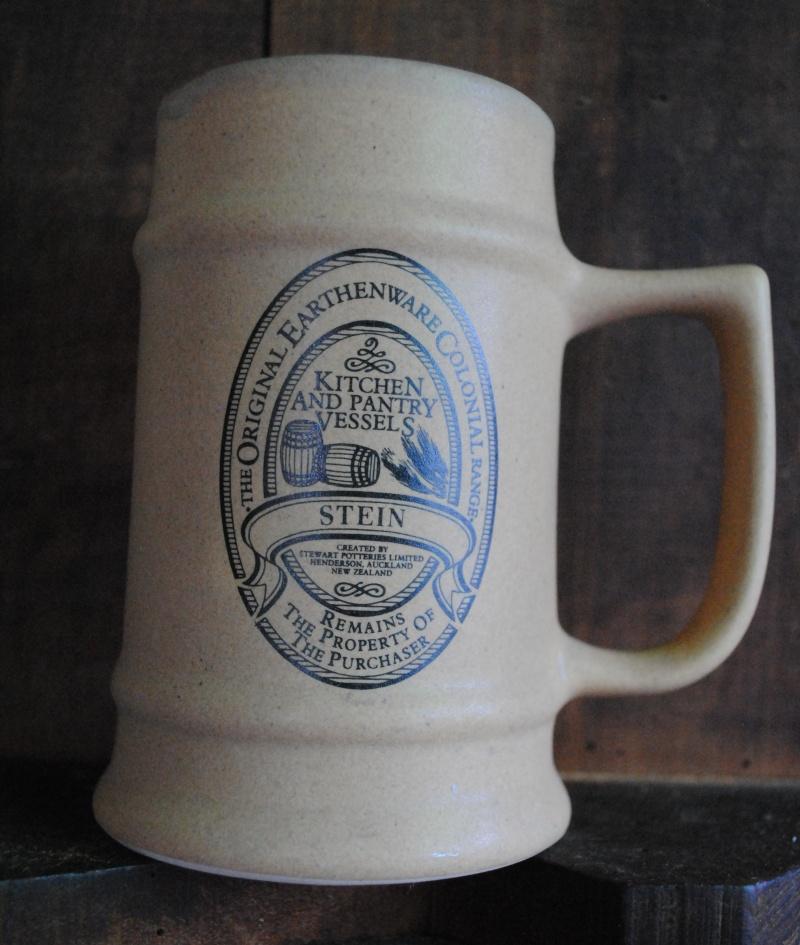 Stewart Potteries - Stein 00616