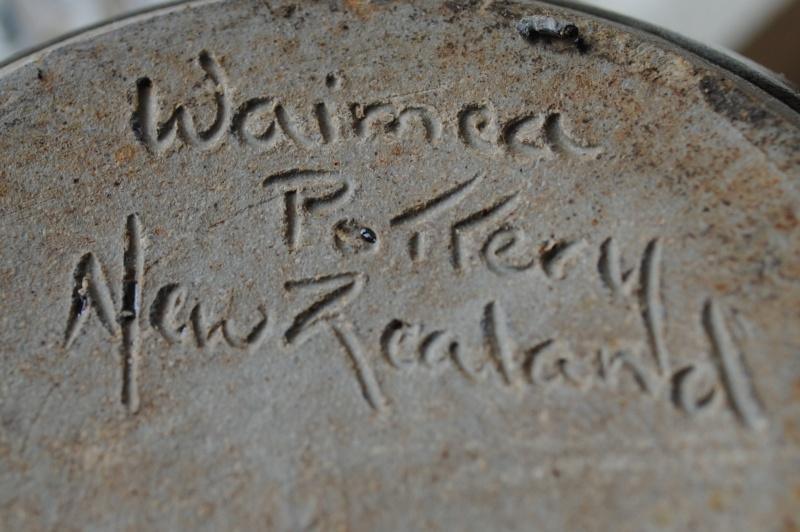 Waimea Pottery 01812