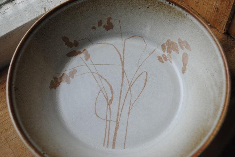 Aurora Fine Stoneware - Winter Wheat 01910
