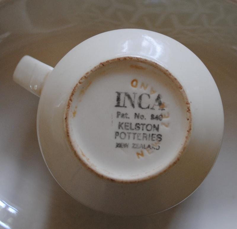Inca - Pat No D940 Cup 10810