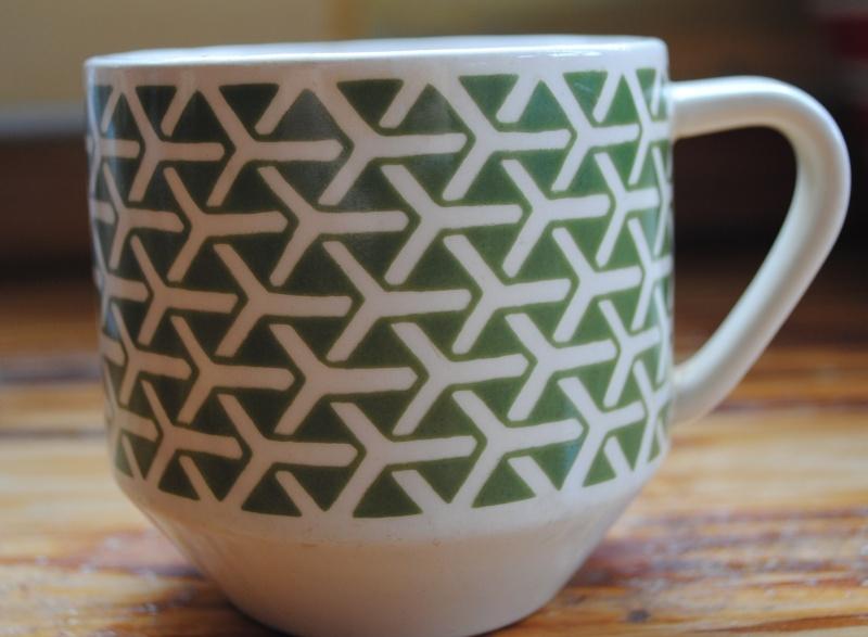 Inca - Pat No D940 Cup 11413