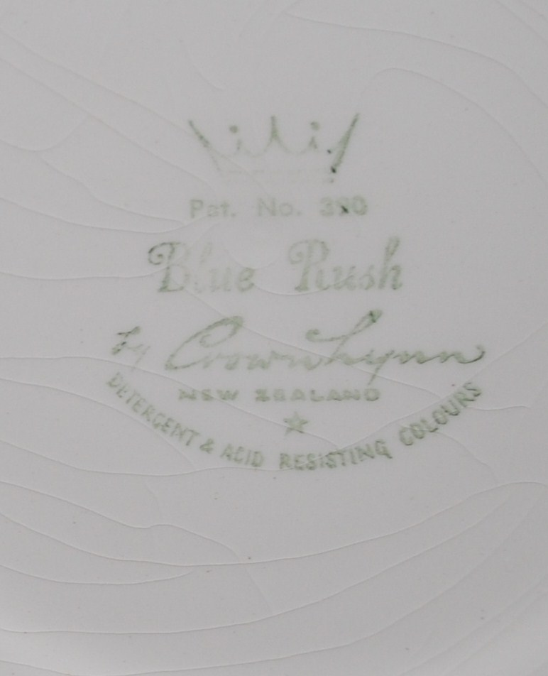 Blue Rush pat no 390 444_bb10