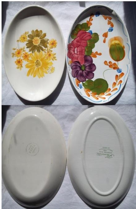 Oval salad plates 8011  Captur24