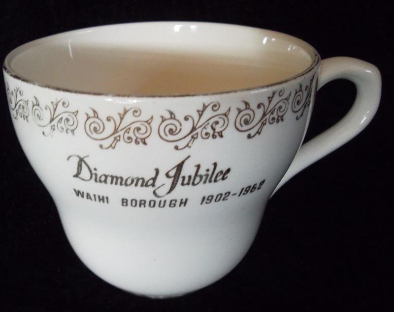 Diamond Jubilee - Waihi Borough 1902-1962 Diamon11