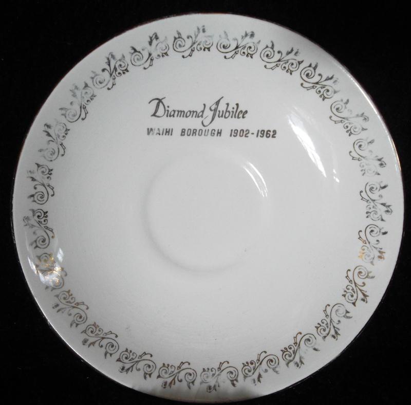 Diamond Jubilee - Waihi Borough 1902-1962 Diamon12
