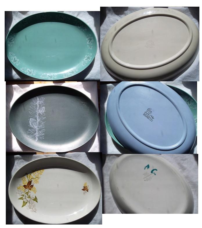Oval Plates Oval10