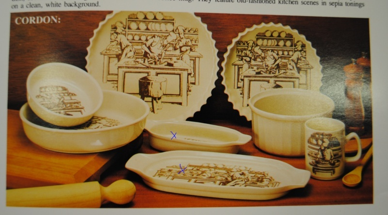 Ovenproof Cookware is the 8631 Large Bread Dish Sandwi10