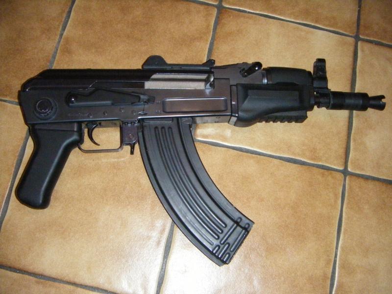 ak pistol cqb -----  m4 cqb Dscf5011