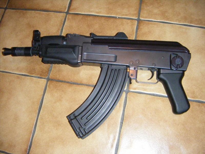 ak pistol cqb -----  m4 cqb Dscf5012