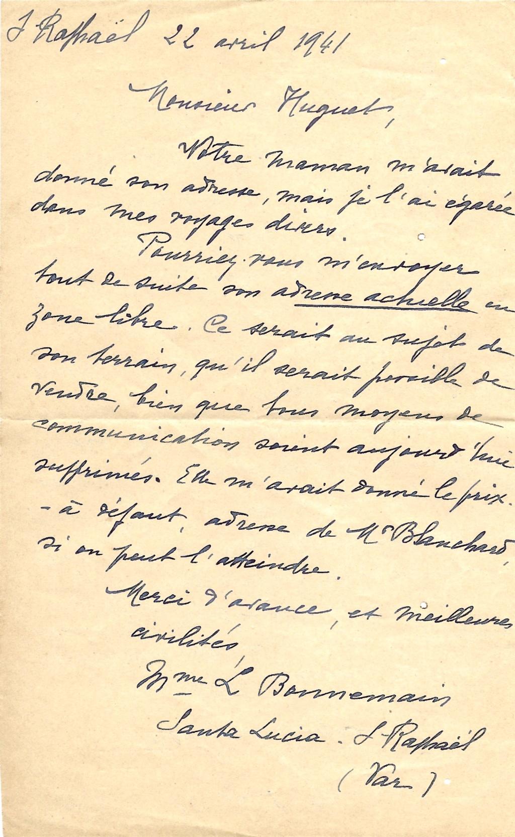 Saint Raphaël à Pointe Noire (Moyen Congo) le 22/04/1941 : problème de tarification  Saint-15