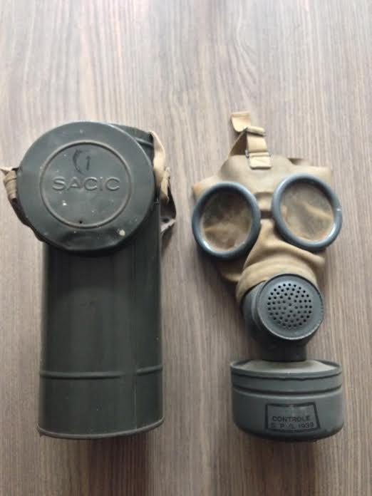 Collection masque anti gaz maj Ag910