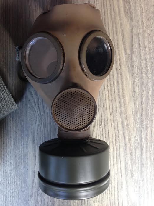 Collection masque anti gaz maj Anp_m511