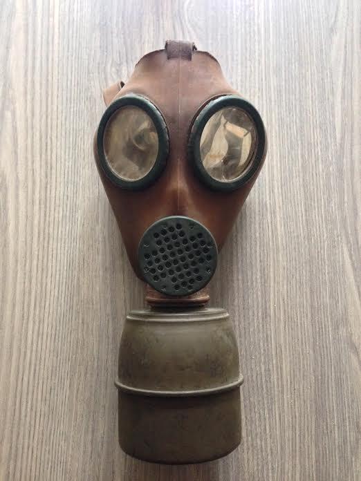 Collection masque anti gaz maj C3810