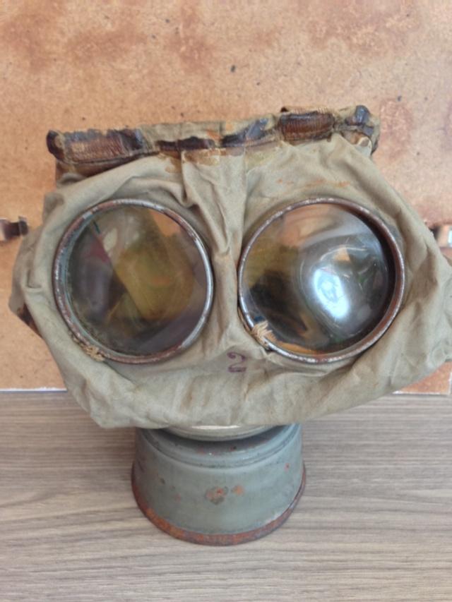 Collection masque anti gaz maj Gummim10