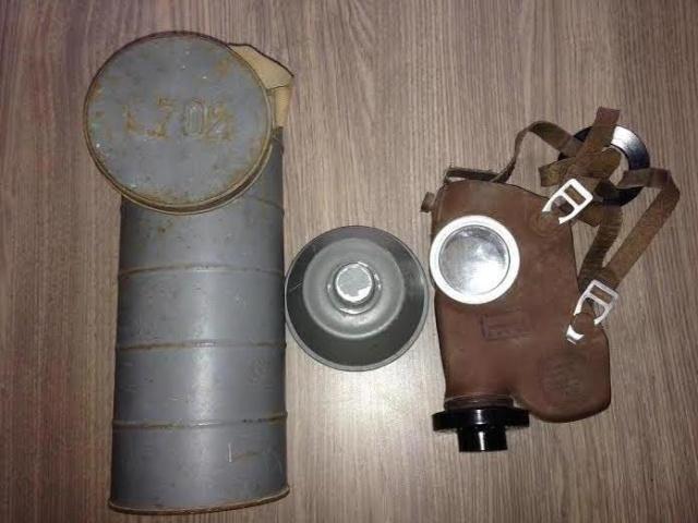 Collection masque anti gaz maj L70211
