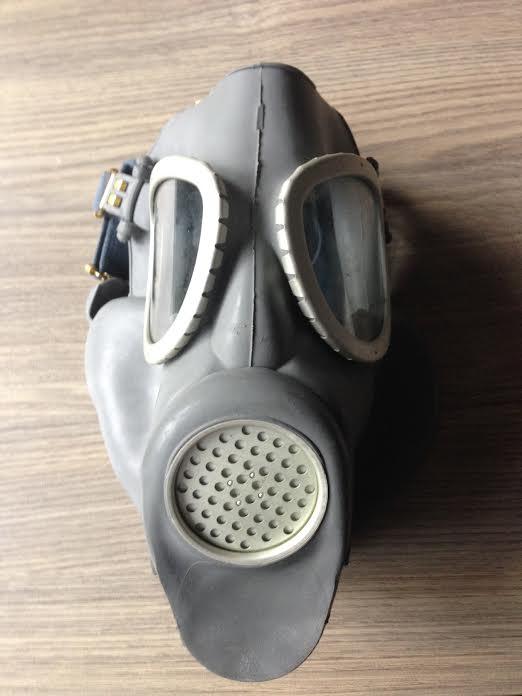 Collection masque anti gaz maj M10m10