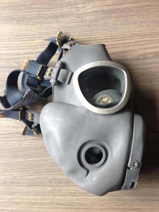 Collection masque anti gaz maj M10m210