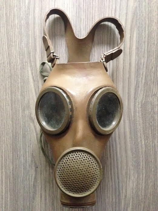 Collection masque anti gaz maj M5110