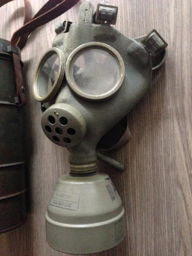 Collection masque anti gaz maj Sba_210