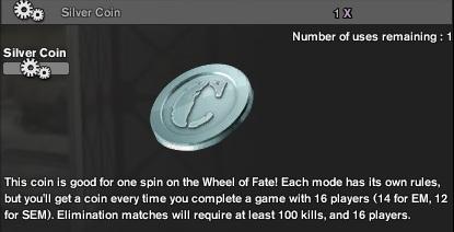 Roda do Destino (Wheel of Fate) Silver10