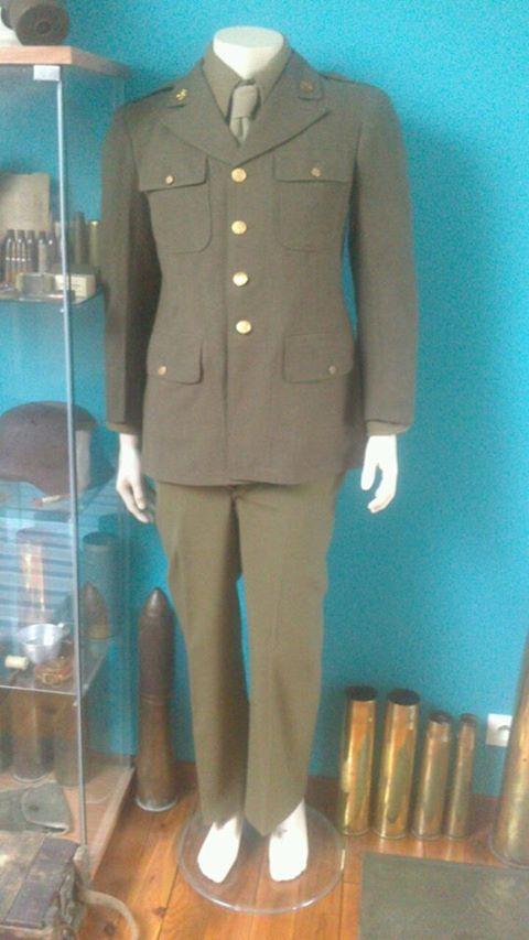 Mannequin tenue de sortie US ww2 13904710