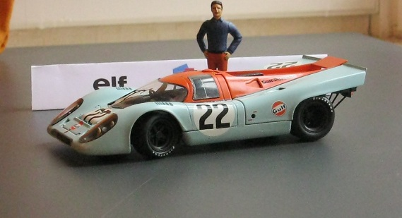 Accident Porsche 917 n°20 au Mans 11112910